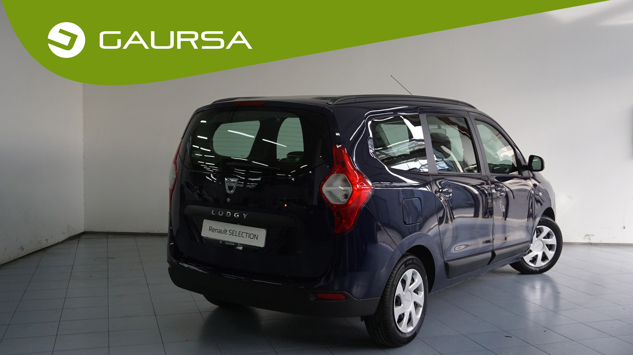DACIA LODGY 1.5 DCI 110 ECO2 LAUREATE 107 5P