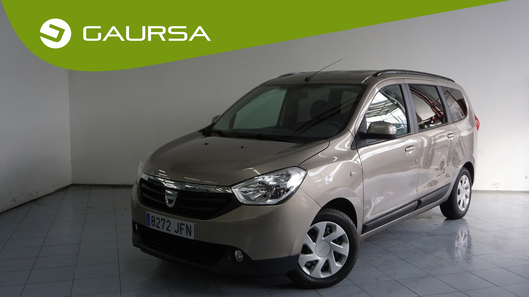 DACIA LODGY 1.5 DCI 90 LAUREATE 90 5P