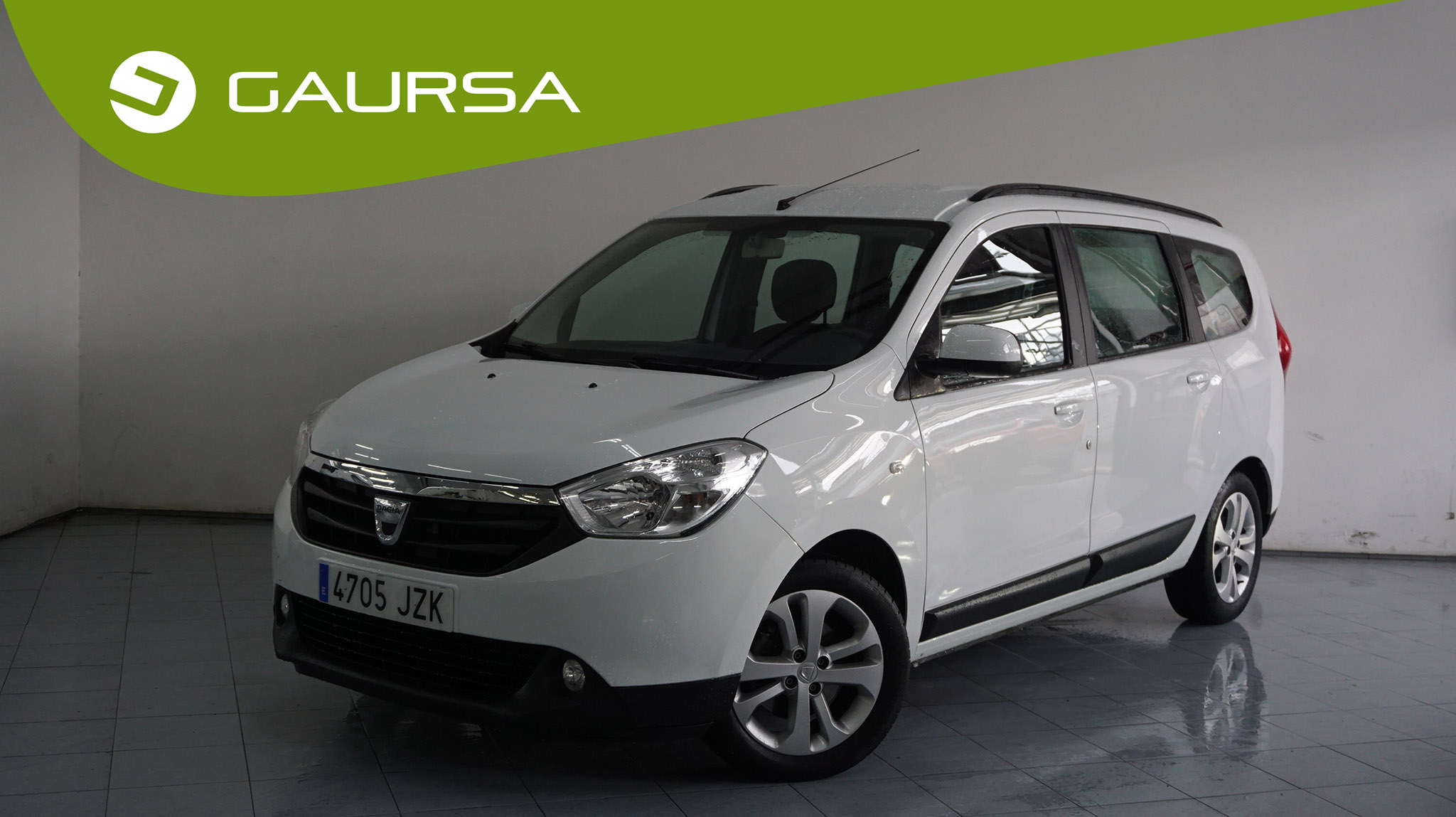 DACIA LODGY 1.5 DCI LAUREATE 79KW